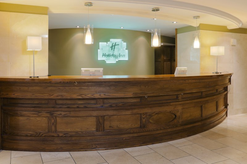Holiday Inn Nottingham-Castle Marina Вестибюль