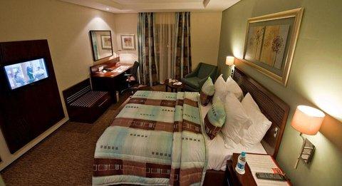 City Lodge Hotel Lynnwood - Pretoria - Bedroom