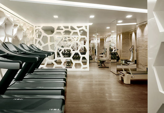 The Istanbul Edition Klub Fitness