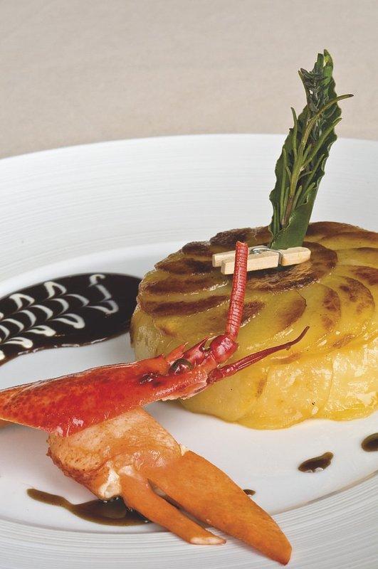 Radisson Blu Hotel Lyon Gastronomy