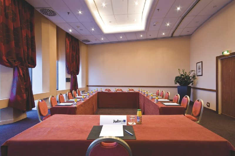 Radisson Blu Hotel Lyon Meeting room