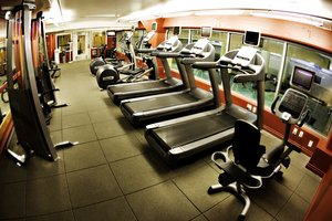 Fitness/ Exercise Room - Embassy Suites Downtown Portland