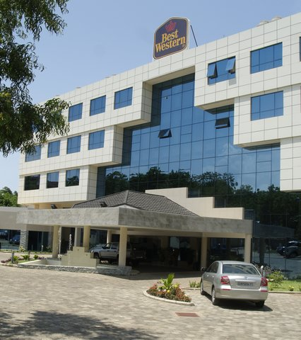 BEST WESTERN PREMIER Accra Airport Hotel - The BEST WESTERN PREMIER Accra Airport Hotel