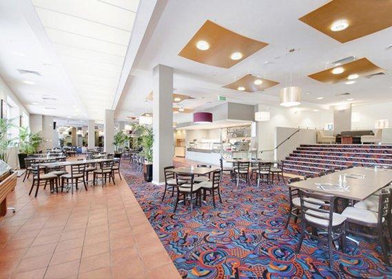 Quality Hotel Woden Étkezés