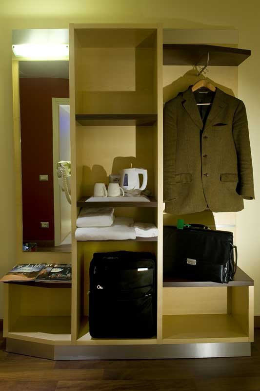 Holiday Inn Express Milan-Malpensa Airport Widok pokoju