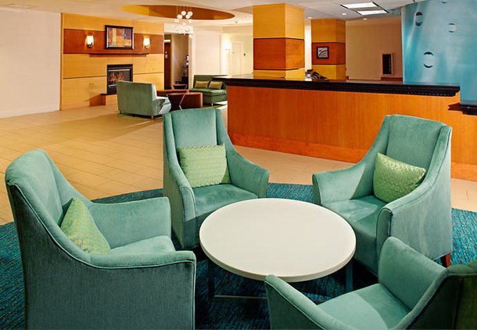 SPRINGHILL SUITES-MEDICAL CTR - Houston, TX