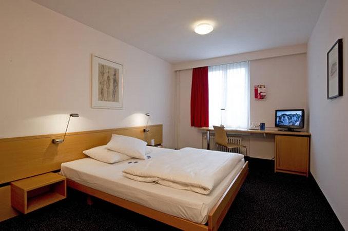 Hotel Wartmann Widok pokoju