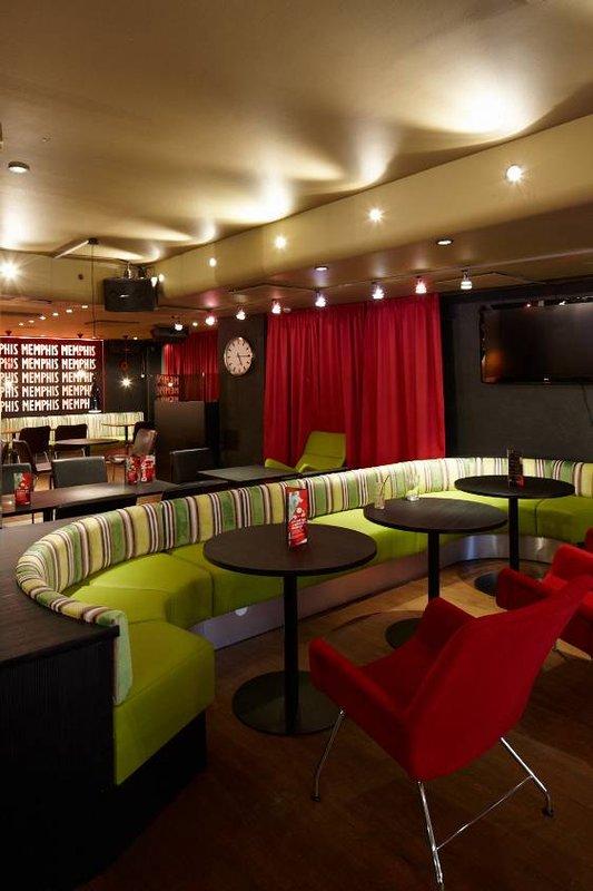 Sokos Hotel Helsinki Bar/lounge