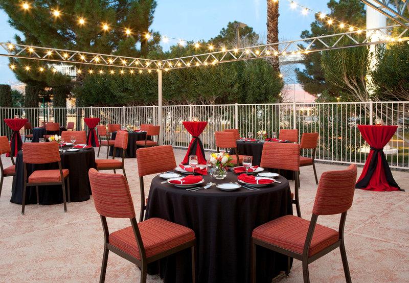 Residence Inn Las Vegas Convention Center Diğer