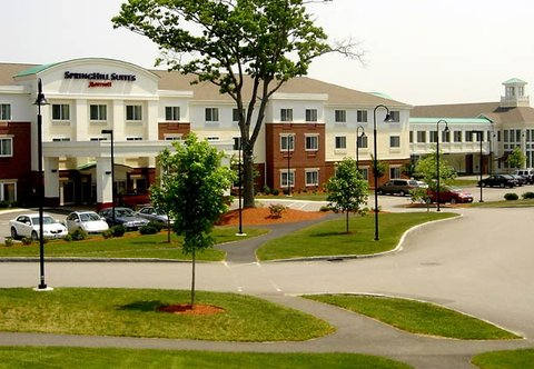 SpringHill Suites by Marriott Boston Devens Common Center - Exterior
