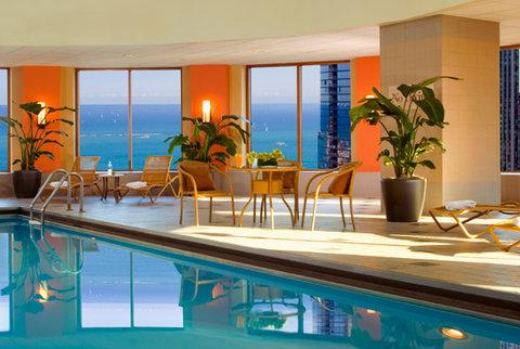 Sheraton Grand Chicago Hotel - Pool
