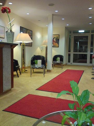 HEP Hotel Berlin - Other Hotel Services Amenities