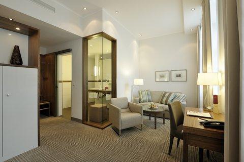 Kastens Hotel Luisenhof - Junior Suite at Kastens Hotel Luisenhof Hanover
