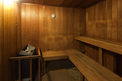 Holiday Inn Express Hotel And Suites Bishop - Sauna