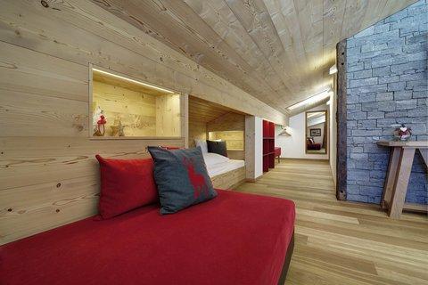 Berghaus Bort Hotel - Quadruple superior  room