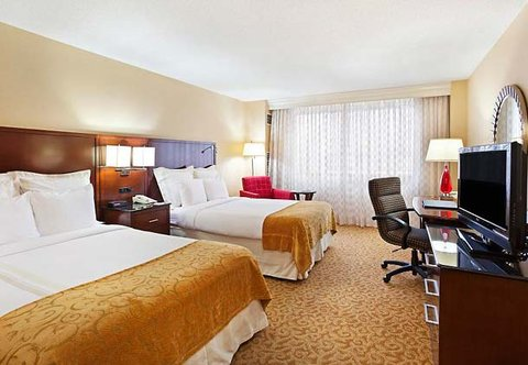Chattanooga Marriott Downtown - Double Double Guest Room