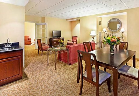 Chattanooga Marriott Downtown - Governors Suite