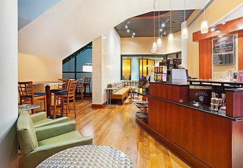 Chattanooga Marriott Downtown - Lookout Caf