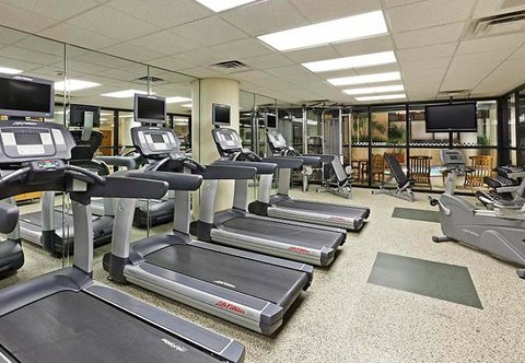 Chattanooga Marriott Downtown - Fitness Center
