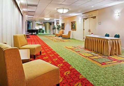 Chattanooga Marriott Downtown - Event Foyer