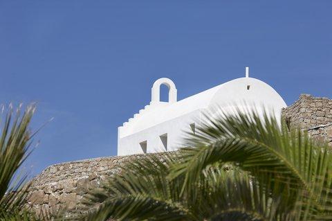 Myconian Imperial Resort & Thalasso Spa Center - Church