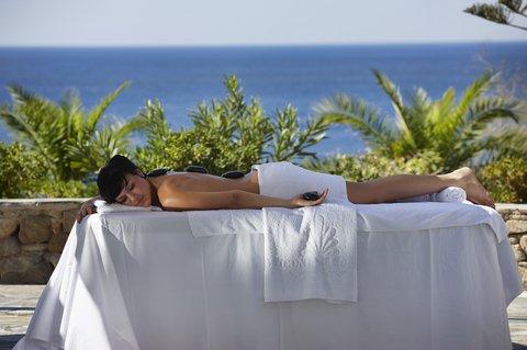 Myconian Imperial Resort & Thalasso Spa Center - Massage
