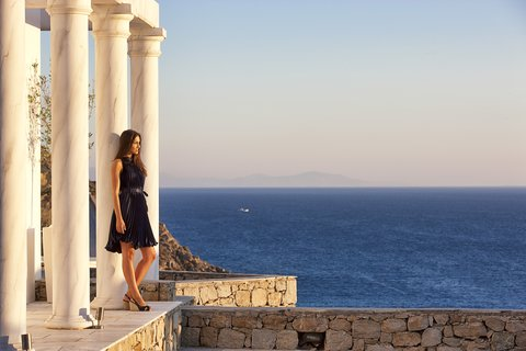 Myconian Imperial Resort & Thalasso Spa Center - Welcome