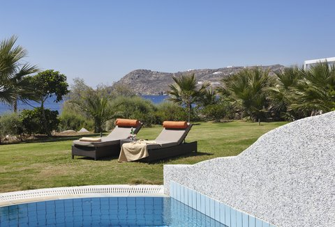 Myconian Imperial Resort & Thalasso Spa Center - Accommodation with Private Pool