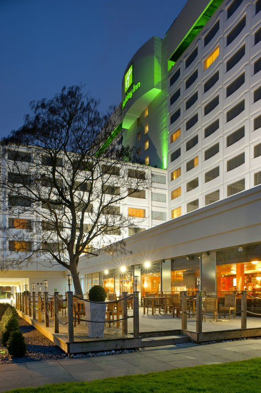 Holiday Inn London-Heathrow M4, Jct. 4 外観