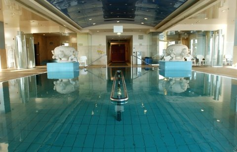 Leonardo Privilege Dead Sea - Indoor Pool