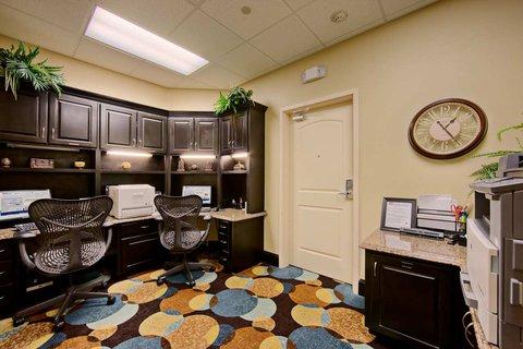 Hilton Garden Inn Abilene - Business Center