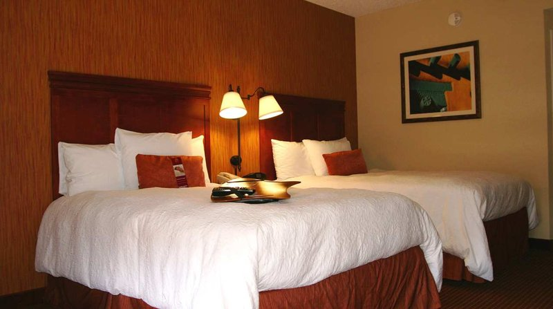 Hampton Inn Albuquerque, University-Midtown (UNM) 客室