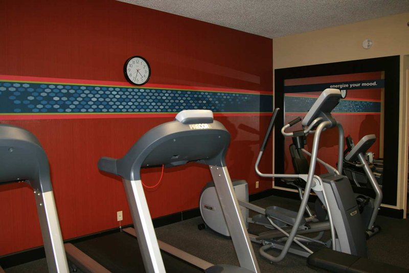 Hampton Inn Albuquerque, University-Midtown (UNM) フィットネスクラブ