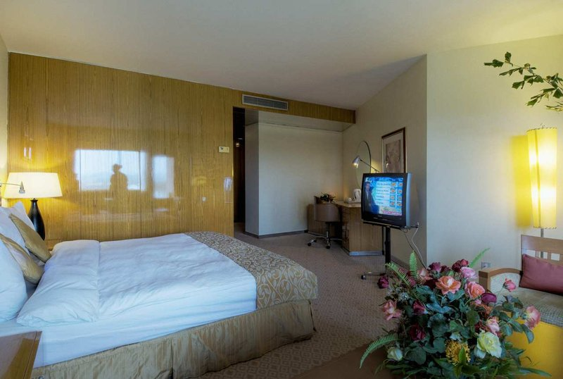 Transcorp Hilton Abuja Widok pokoju