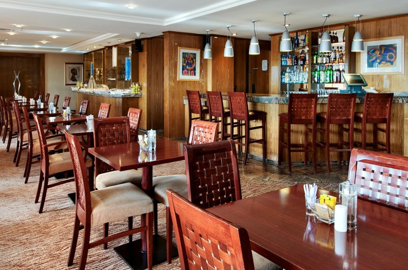Transcorp Hilton Abuja Sala klubowa