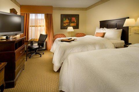 Hampton Inn Waco - Standard Two Queen Beds