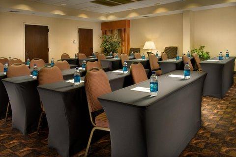 Hampton Inn Waco - Classroom Style Meeting