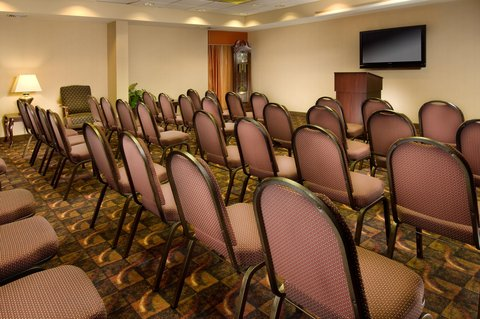 Hampton Inn Waco - Theater Style Meeting