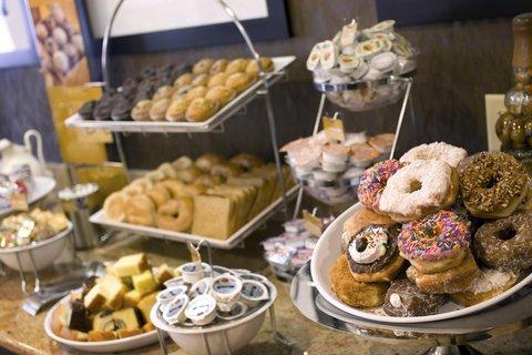 Hampton Inn Waco - Breakfast Items