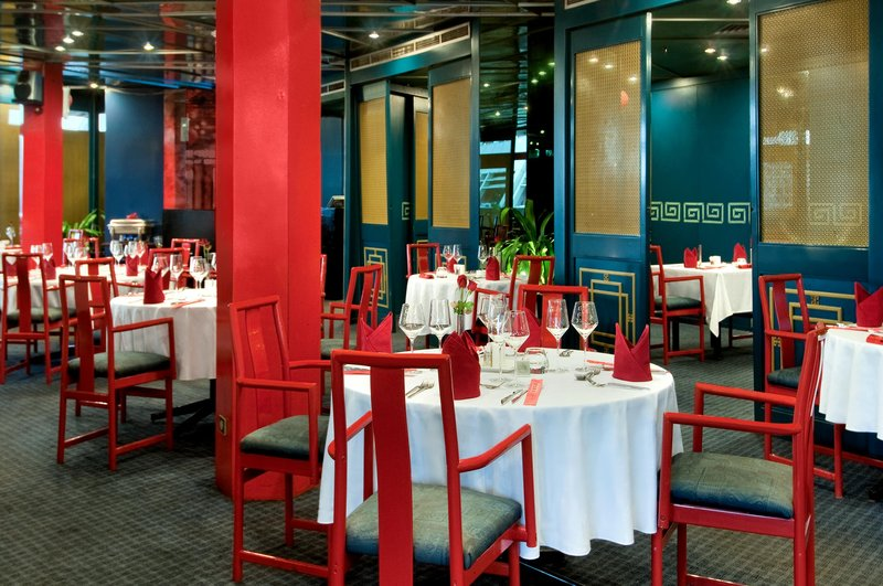 Transcorp Hilton Abuja Gastronomia