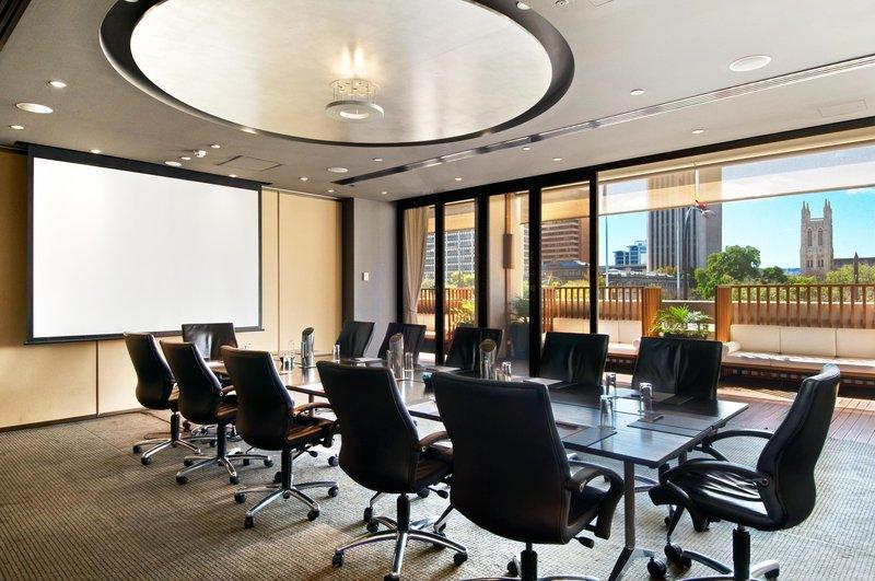 Hilton Adelaide hotel Sala de conferencias