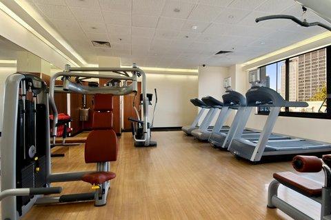 Hilton Adelaide - Fitness Center