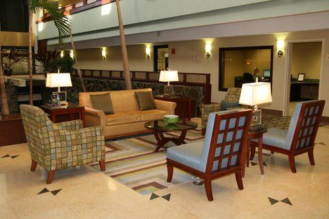 Doubletree Hotel Augusta - Seating Area