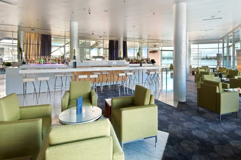 Hilton Auckland Bar/lounge