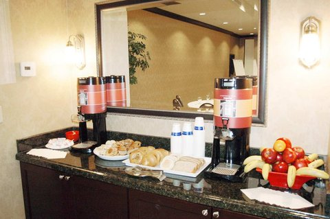 Hampton Inn - Suites Albany-Downtown - Meeting Room Breakout