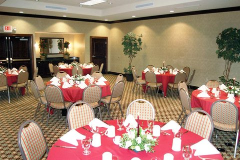Hampton Inn - Suites Albany-Downtown - Holiday Party