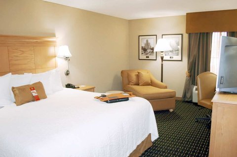 Hampton Inn - Suites Albany-Downtown - King Standard Room