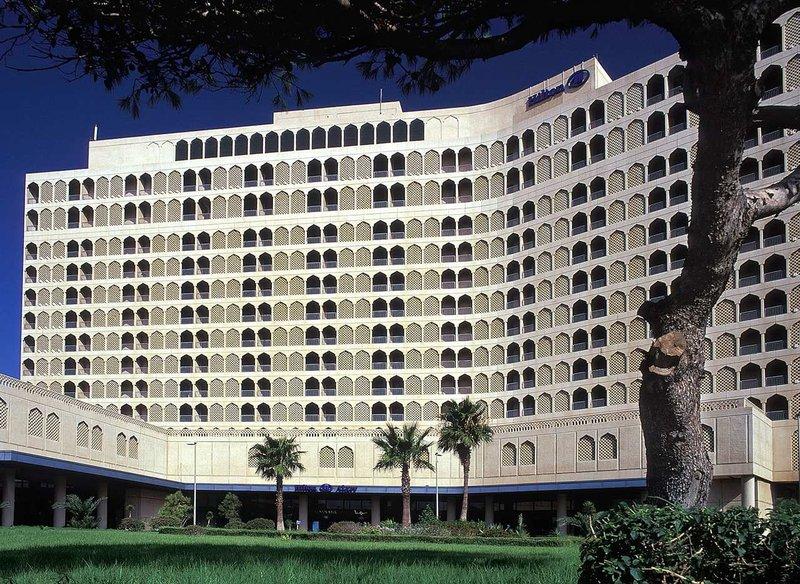 Hilton Alger hotel Außenansicht