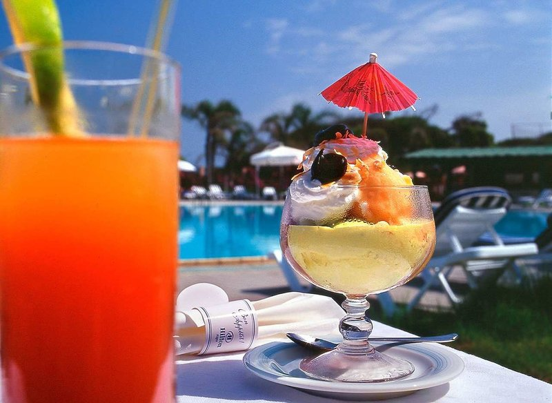 Hilton Alger hotel Bar/Lounge