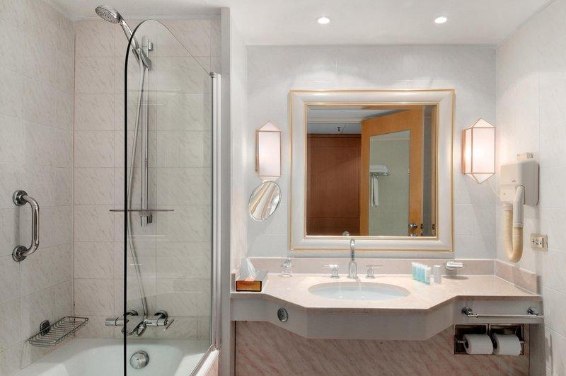 Hilton Alger hotel Zimmeransicht